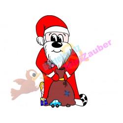 Plotterdatei Nikolaus