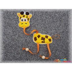 ITH Stickdatei Giraffe...