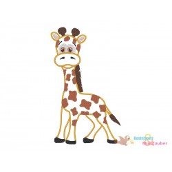 Stickdatei Giraffe...