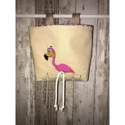 Stickdatei Flamingo...