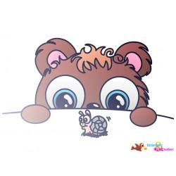 Plotterdatei Teddy und...