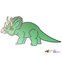 Plotterdatei Dino