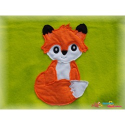 Stickdatei Fuchs Doodle 13x18