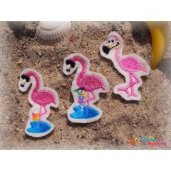 Stickdatei Mini - Flamingo...