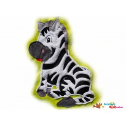 Stickdatei Set - Zebra...