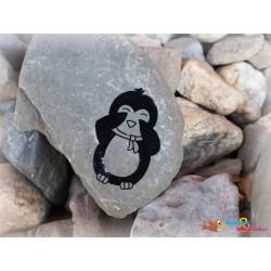 Plotterdatei Set - 16 Pinguine