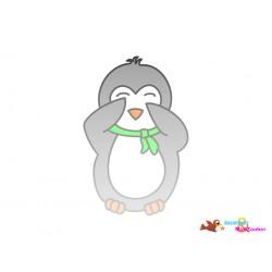 Plotterdatei Pinguin 4