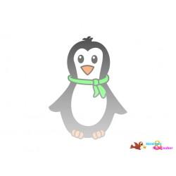 Plotterdatei Pinguin 10