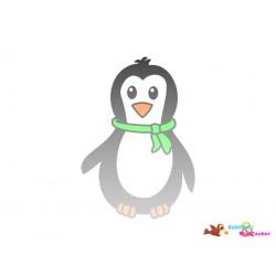 Plotterdatei Pinguin 12