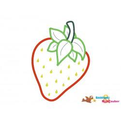 Stickdateien Erdbeere...