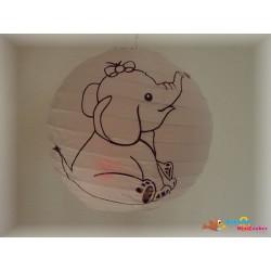 Plotterdatei Elefant Eve
