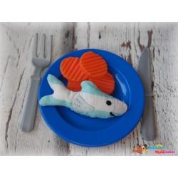 ITH Stickdatei Fisch 10x10
